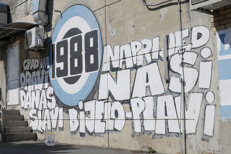 Grafiteri ponovno u akciji