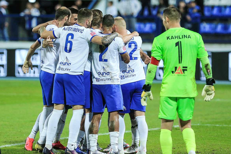 Igrač utakmice: Osijek - Gorica