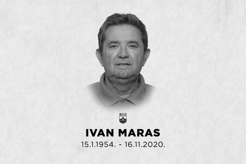 Preminuo Ivan Maras