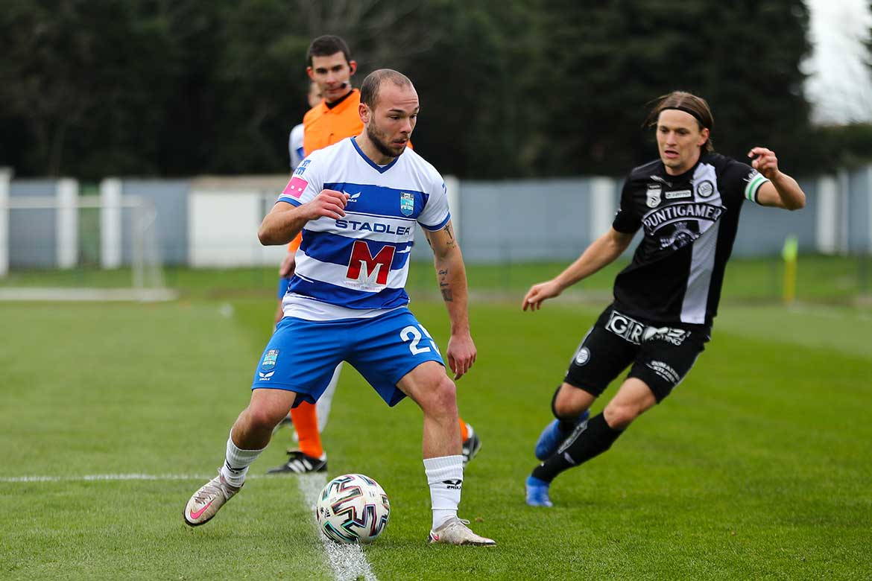 Osijek - Sturm Graz 2:3 (0:2)
