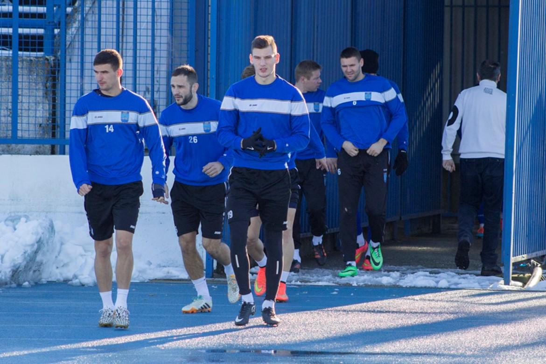 Borna Barišić: Trener Šušak je naš vođa