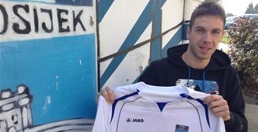 Dragomir Vukobratović potpisao za bijelo-plave