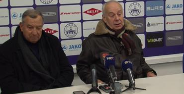 Šušak: Danas nismo imali sreće, ali dokazali smo da možemo igrati protiv svakoga u ligi (AUDIO)