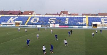 Juniori i seniori Osijeka odigrali bez pobjednika, 3:3