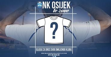 Glasuj za dres NK Osijeka za sezonu 2015./2016.