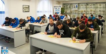 Predstavnici nogometnog sindikata u Osijeku