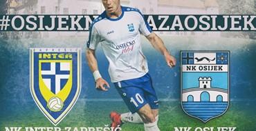 LIVE txt: Inter Zaprešić - Osijek
