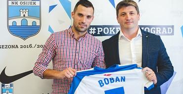 Gabrijel Boban potpisao trogodišnji ugovor!