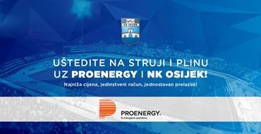 Uštedite na struji i plinu uz Proenergy i NK Osijek!