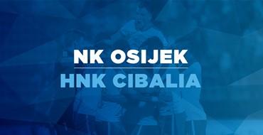 Live TXT: NK Osijek - HNK Cibalia