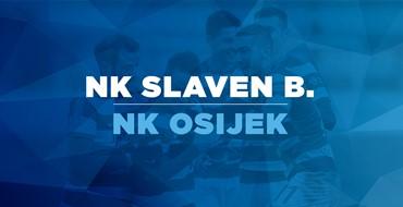 Live TXT: NK Slaven Belupo - NK Osijek