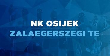 Live TXT: NK Osijek - Zalaegerszegi TE