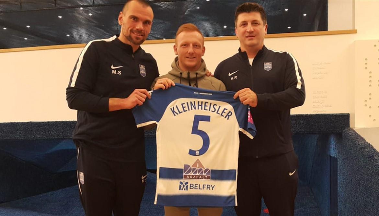 Potpisao László Kleinheisler!