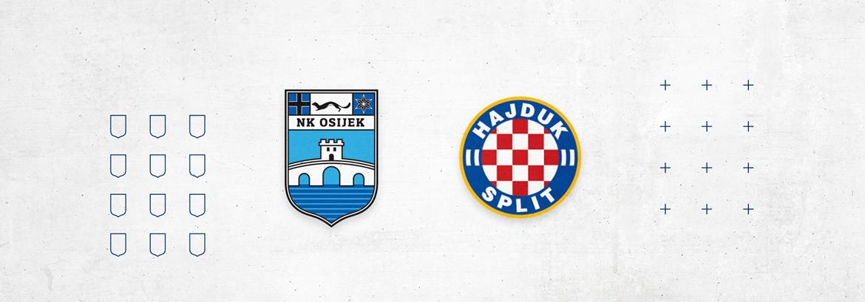 Live: Osijek II - Hajduk II
