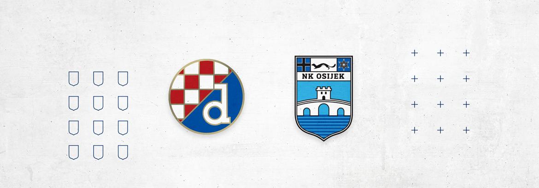 Live TXT: Dinamo - Osijek