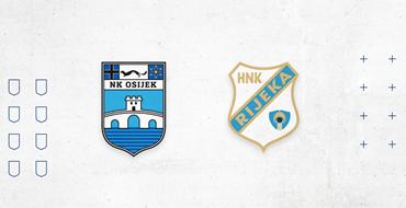 Live TXT: Osijek - Rijeka