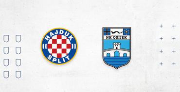 Live TXT: Hajduk - Osijek