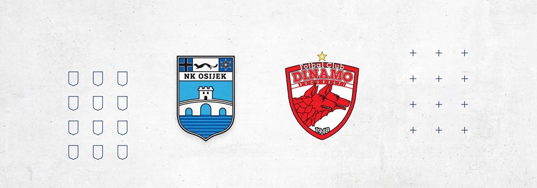 Live TXT: Osijek - Dinamo Bukurešt