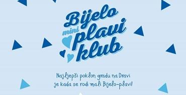 NK Osijek tradicionalno dariva novorođene bebe na svoj rođendan