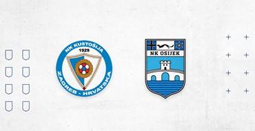Matchday: Kustošija - Osijek II