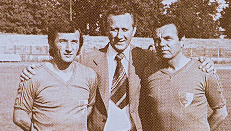 Željko Huber 60 godina u nogometu!