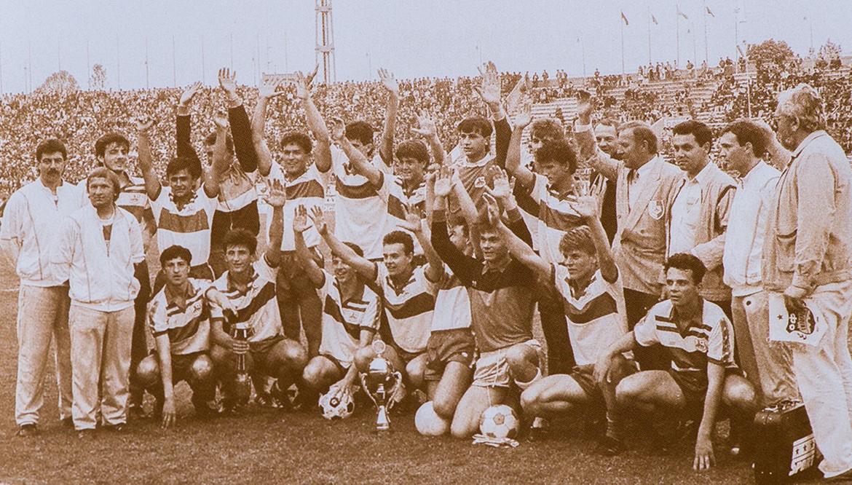 Juniori osvojili prvi veliki trofej