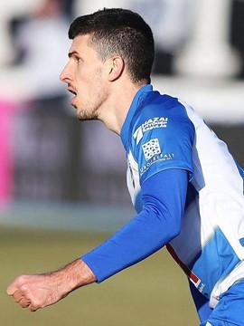Marić nakon   Osijek - Inter