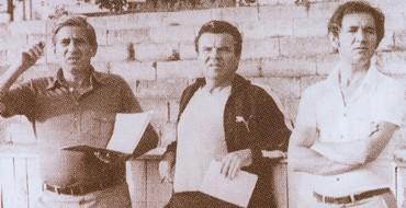 Andrija Vekić među velikanima