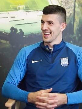 Intervju | Mirko Marić 100 utakmica