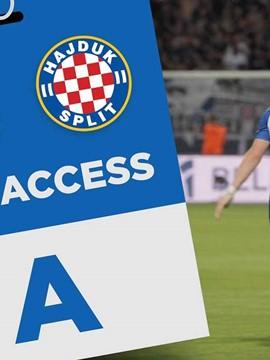 ALL ACCESS | Osijek - Hajduk