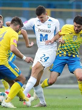 Marić nakon | Inter - Osijek