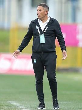 Kulešević nakon   Inter - Osijek