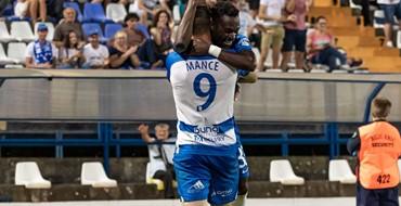 Daku ne posustaje, Mance na 7 golova