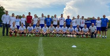 Podrška i osječkim nogometašicama