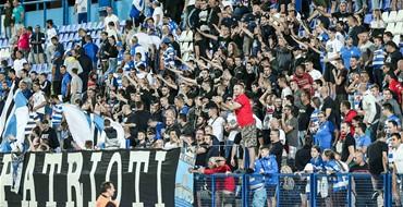 Podržimo Bijelo-plave u Varaždinu!