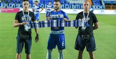 Majstorović: Hvala navijačima, iznenadili su me