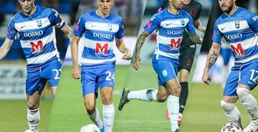 Trofej Nogometaš: Četvorica Bijelo-plavih u momčadi HNL-a