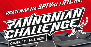 Podrška 21. Pannonian Challengeu