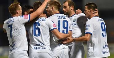 Igrač utakmice: Varaždin - Osijek