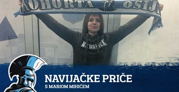 Navijačke priče: Marta Jović