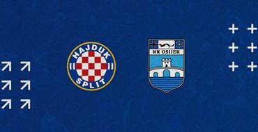 Liveblog: Hajduk - Osijek