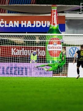 Ivušić nakon | Hajduk - Osijek