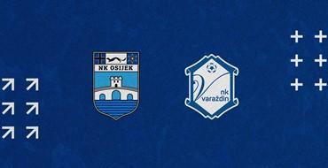 Liveblog: Osijek - Varaždin