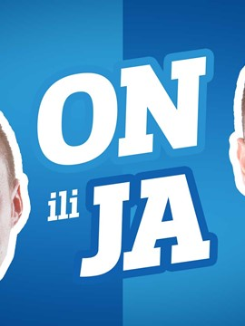 ON ili JA | Jugović vs Majstorović