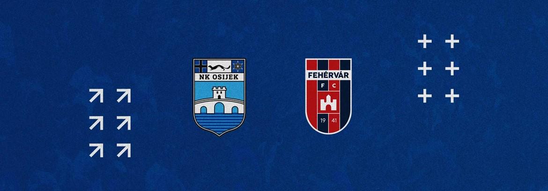 Matchday: Osijek - Fehérvár