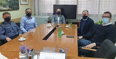 Sastanak s predstavnicima Policijske uprave