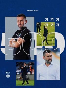 Intervju |Nenad Bjelica 500 utakmica kao trener