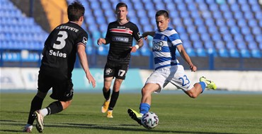 Matchday: Osijek II - Rudeš
