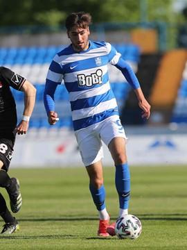 Sažetak | Hajduk II - Osijek II