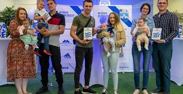 Osijek darivao male Bijelo-plave